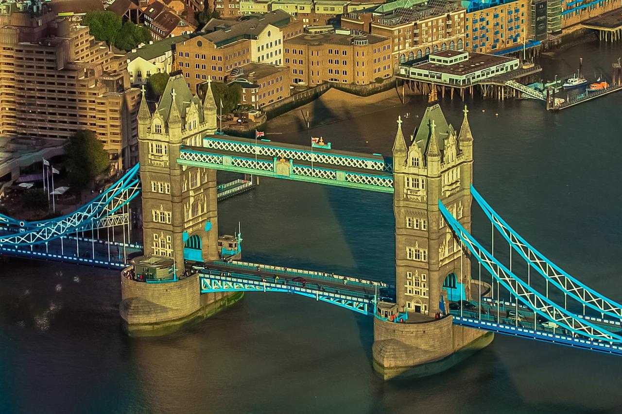 blue tower-bridge