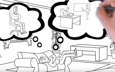 Spreek nooit met moeilijke cliënten af als je bijna gaat eten [Video]
